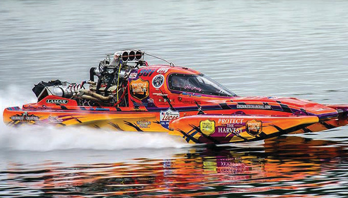 Marble Falls Drag Boat Races