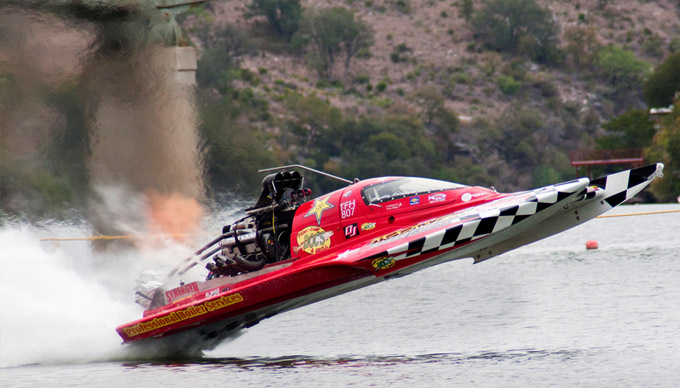 24th Annual Lakefest Drag Boat Race