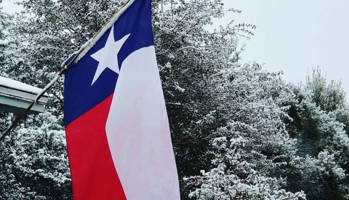 A Snow-Covered Texas: Scenes From Last Week's Beautiful Snowfall