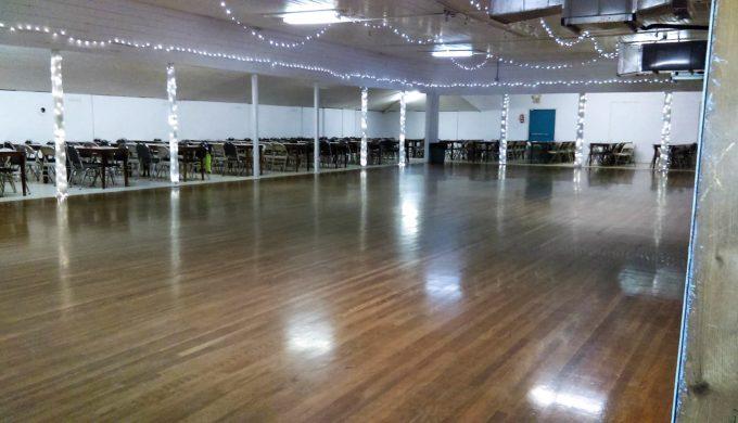 Inside Braun Hall
