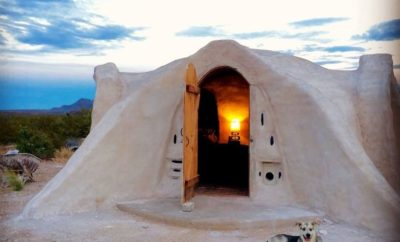 Sleep In An Adobe Dome In Terlingua at This Inspired West Texas Getaway
