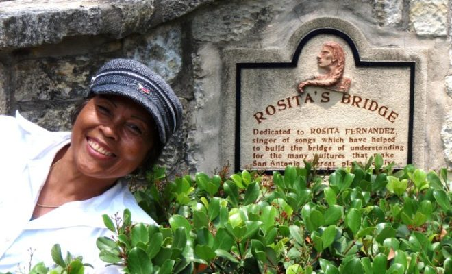Secrets of the San Antonio River Walk: Rosita's Bridge
