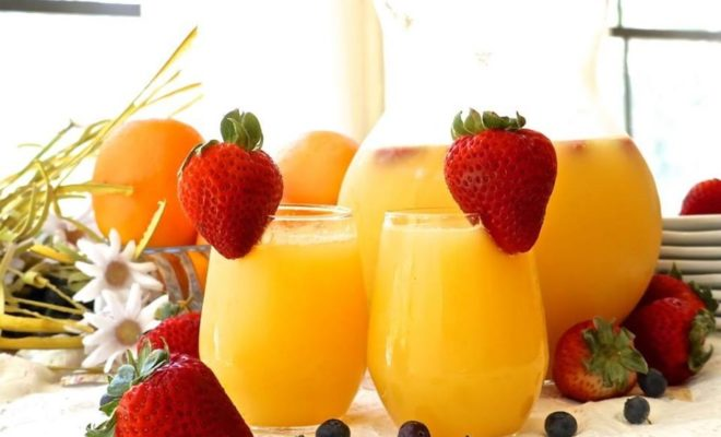 Texas-Style Mimosas Helping You Make the Most of Your Spring & Summer