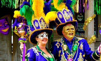 3 Things That Won't Happen at Cowboy Mardi Gras