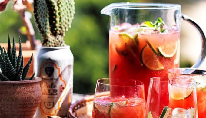 Easy-to-Make Cocktails for all Your Texas Summer Sipping Needs