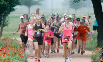 Texas Flower Country Women's Run Offers Great Complements…and Compliments