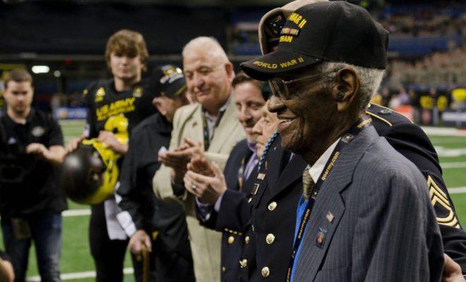 America's Oldest World War II Veteran Robbed: A Victim of Identity Theft
