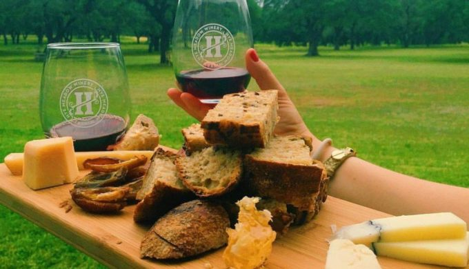 Learn the Tricks of the Wine Tasting Trade at These Texas Wineries
