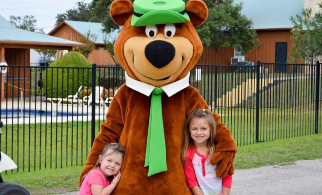 Yogi Bear's Jellystone Park™ Has the Cure for Spring Fever in the Texas Hill Country