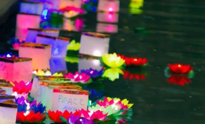 Create Awe-Inspiring Confucius Wishing Lanterns at the San Antonio River Walk