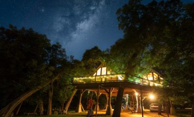 3 Great Places to Start Making Cabin Reservations in Texas