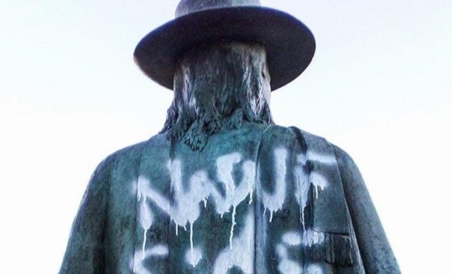 Stevie Ray Vaughan Statue the Victim of Vandalism in Austin