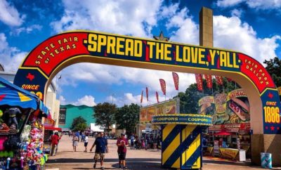 2018 State Fair of Texas Theme Announced: 'Celebrating Texas Innovation'