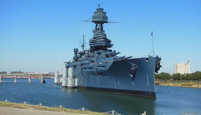 Will the Battleship Texas Find a New Berth in Galveston?