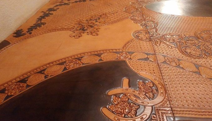 Tooled Leather: The Stuff That Dreams Are Made Of