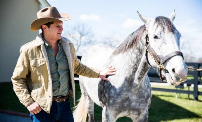 Mesmerized in Texas: Jon Pardi Recreates Real-Life Couple in 'Head Over Boots' Video