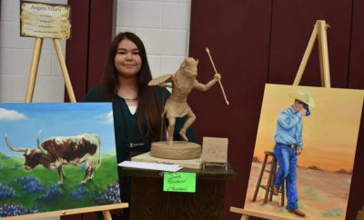 Western Art Academy Hosts Today's Young Artists of a Unique Genre in the Hill Country