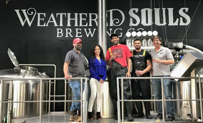 San Antonio Brewery Aims to Ease Your Weathered Soul