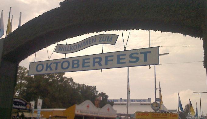 Oktoberfest in the Motherland