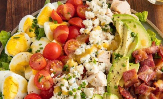 The Cobb Salad is the Gold Standard of Summer Noshing