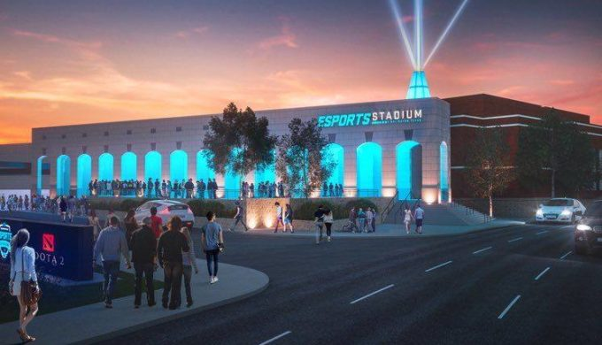 Arlington Esports Stadium Slotted to be Largest in America
