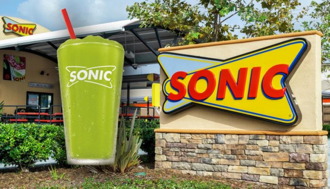 SONIC Releases Pickle Juice Slush This Spring to Surprisingly Critical Acclaim