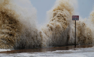 Storm Surge harvey