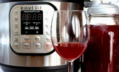 Instant Pot Wine? It Was Even Made for a Texas Sommelier to Experience!