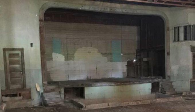 Mission Theatre in Menard Undergoing Long-Awaited Restoration