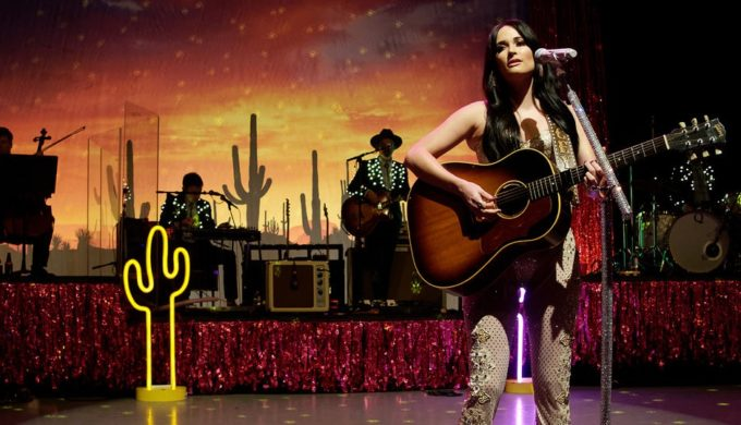 'I Said Hell Yes!': Kacey Musgraves Gets Engaged