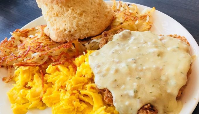 Wish Someone Would Look at Us That Way: Chicken Fried Steak of Your Dreams