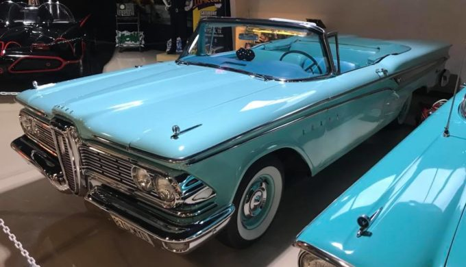 Classic Car Auction Worth Close to $1 Million Set for San Marcos