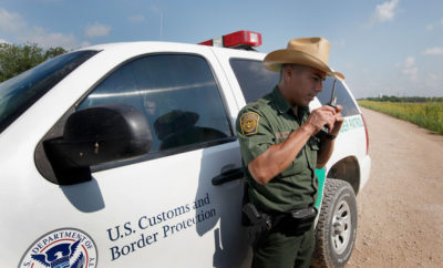 Trooper Shot and Border Patrol Agent Spared