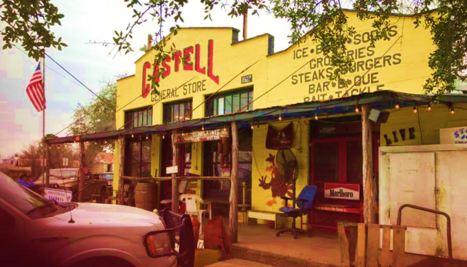 What, You Ask, Does Castell Have To Offer In The Texas Hill Country? Plenty!