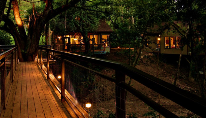 Treehouses in Texas Hill Country That Will Have You Swooning
