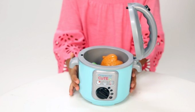 Your Child Can Play With a Tiny Instant Pot Just Like Yours!