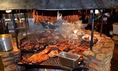 Salt Lick BBQ Featured by Food Insider and You'll Need a Napkin Just to Watch It