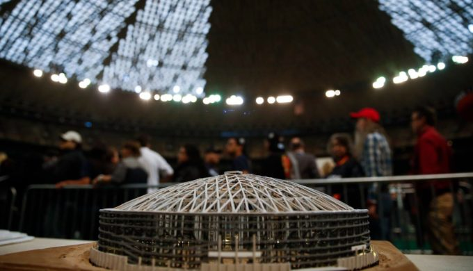 Houston 'Domecoming' Huge Success as Thousands Visit Astrodome