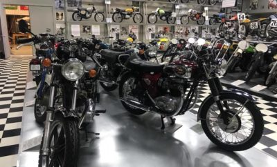 Hill Country Motorheads Vintage Motorcycle Museum is a Burnet Treasure of Extensive Proportion