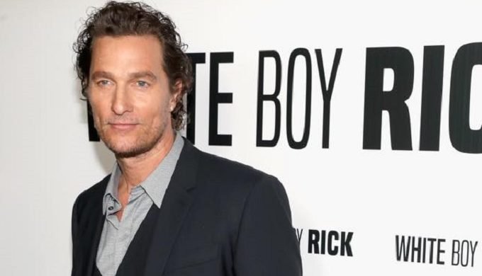 McConaughey Tackles Unfamiliar Territory in 1980s Detroit With 'White Boy Rick'