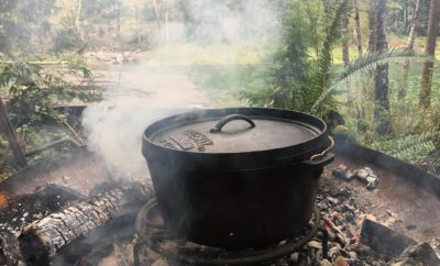 The Basics of Dutch Oven Cooking With the Texas Parks and Wildlife Department
