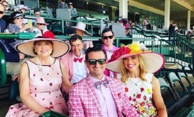 Texas Hat Maker Custom-Makes Perfect Toppers for Kentucky Derby