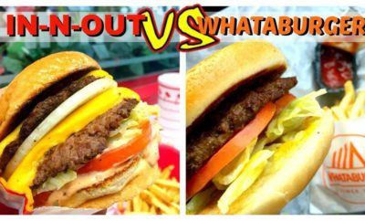 Texas Twitter Fans Angered Over In-N-Out/Whataburger Data Controversy