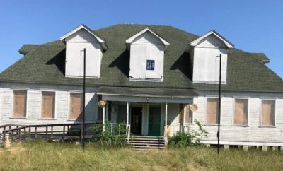 Historic Wheelock School House Subject of Texas A&M Restoration Project