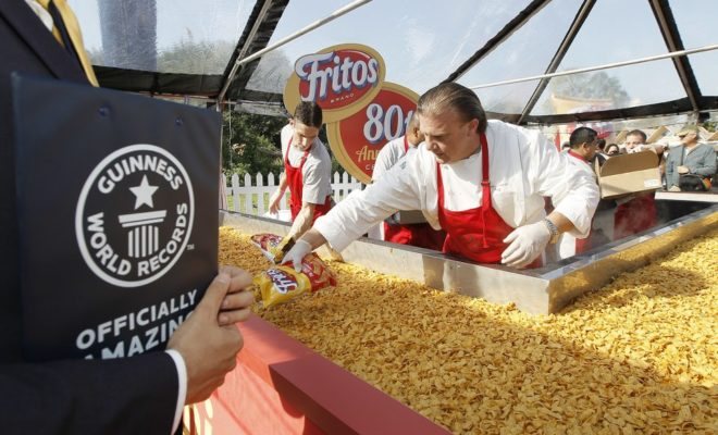 3 World Food Records That Were Held in the State of Texas