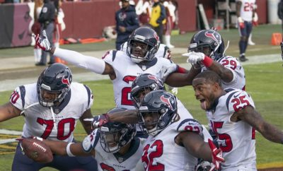 Houston Texans Have a Chance to Clinch AFC South Title Against Bucs