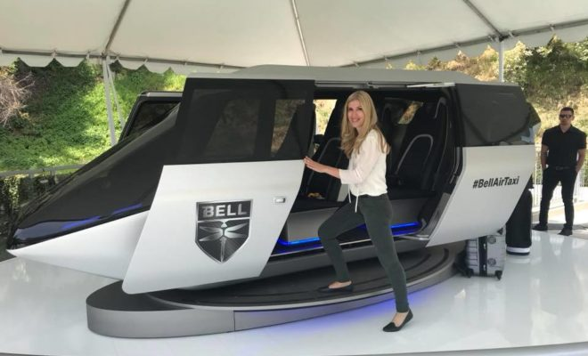 Uber Elevate Will Soon be a Reality in Dallas – The Era of the Flying Car is Here