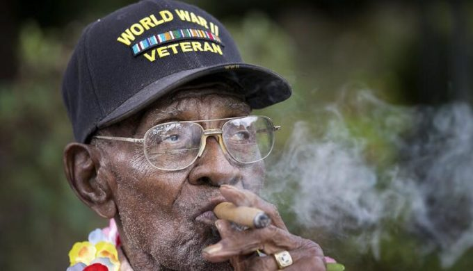 America's Oldest World War II Veteran Robbed: A Victim of Identity Theft