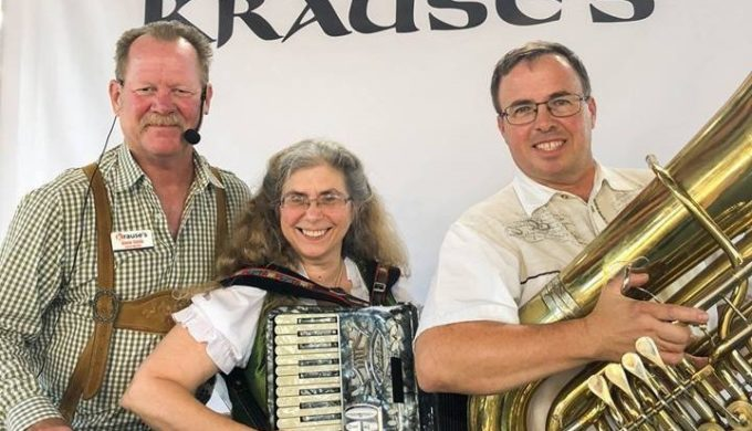 Go Germanic at Krause's in New Braunfels for Beer, Delicious Food, and Live Music