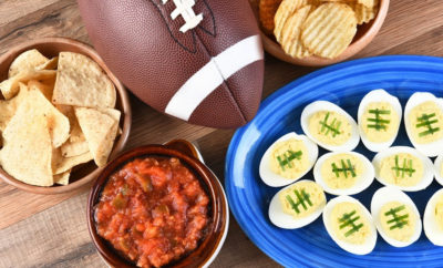 What to Eat at Your Next Football Viewing Party: Get the Goods